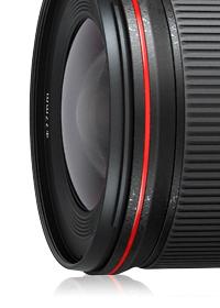 EF 16-35mm f/4L IS USM Detail Image