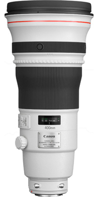 EF 400mm f2.8 L IS II USM