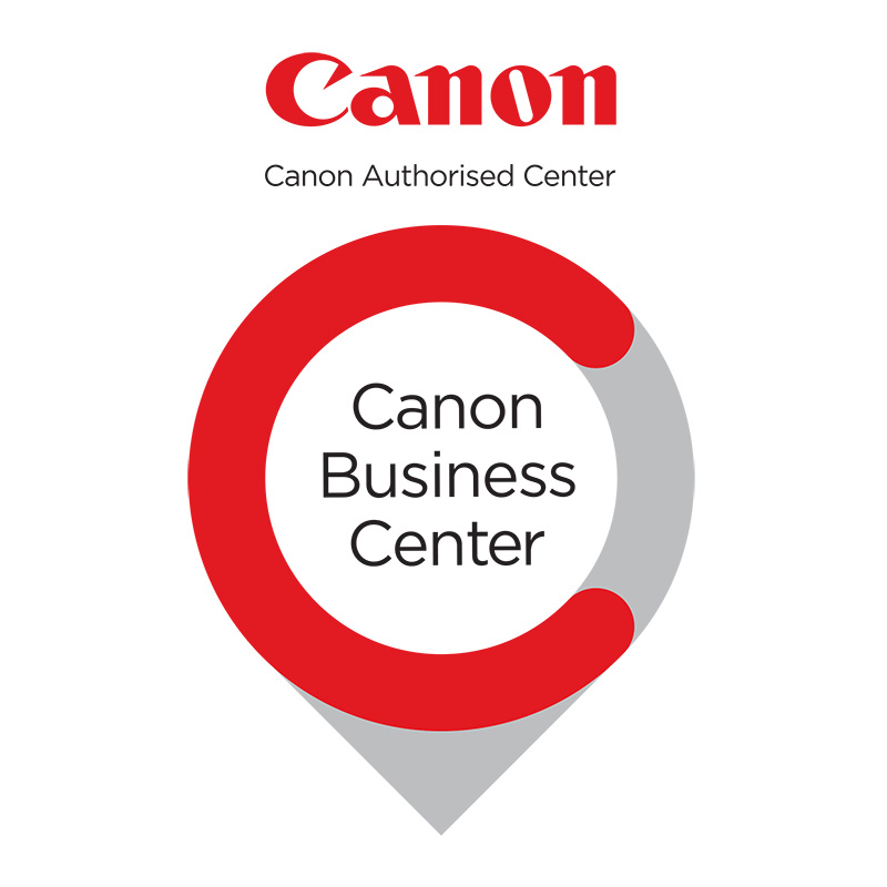 canon business center logo